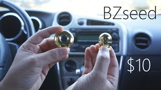BZseed Magnetic Phone Holder: Swift Snap Technology