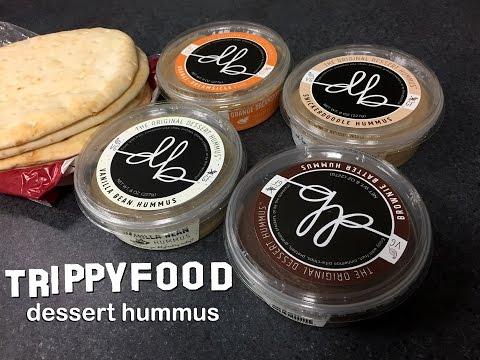 Dessert hummus - Trippy Food Episode 113