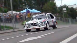 Lancia Delta S4 Harju EK Harri Toivonen