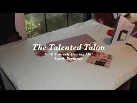 DIY Ironing Mat for Beginners
