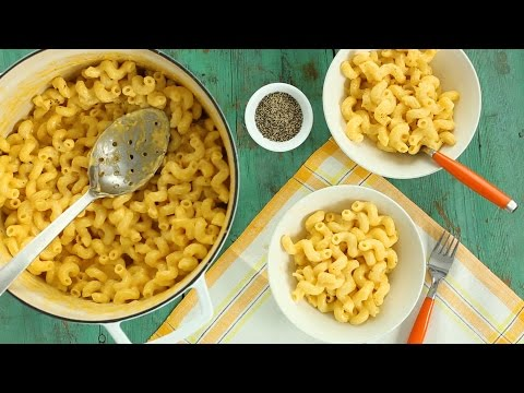 Perfect Stovetop Mac and Cheese- Everyday Food with Sarah Carey