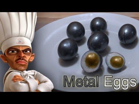 How to Make Metal Eggs