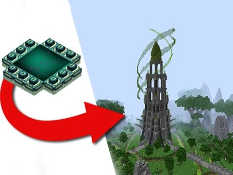 How To Transform An End Portal - EPIC Build!