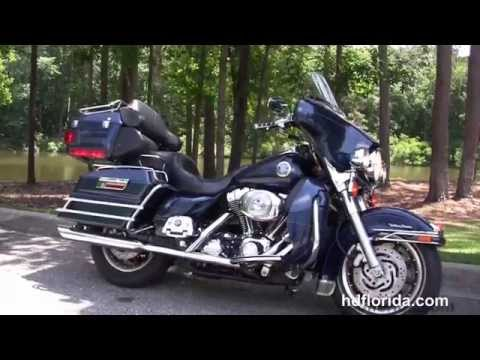 Used 2004 Harley Davidson Ultra Classic Electra Glide Motorcycles for sale
