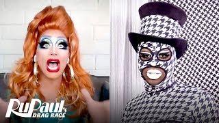 The Pit Stop S12 E14 | Bob & Bianca Del Rio Recap The Finale | RuPaul's Drag Race