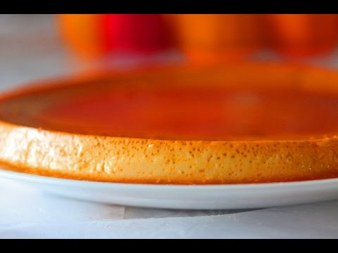 Worlds Best Flan recipe