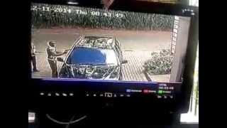 HOW NAIROBI THUGS MISERABLY FAILED TO CARJACK A BULLETPROOF BMW