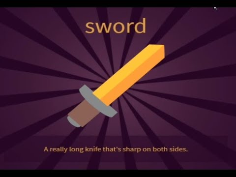 LITTLE ALCHEMY 2- how to make SWORD