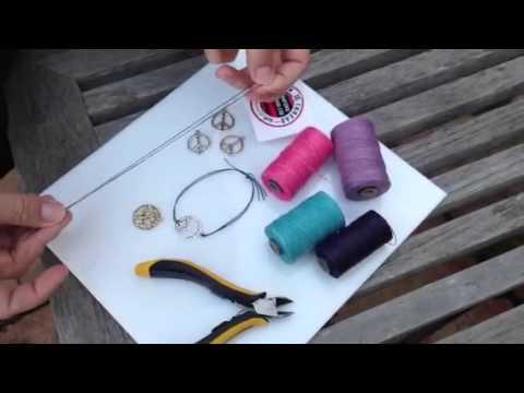 How to make Wish Bracelets
