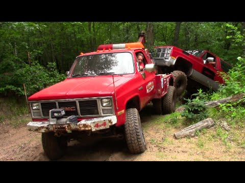 OFF-ROAD TOW K5 BLAZER by BSF Recovery Team