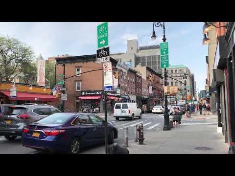 walking up Smith St, Brooklyn, New York (5-3-18)