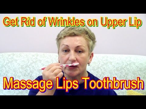 How to get rid of wrinkles around mouth from smoking -
