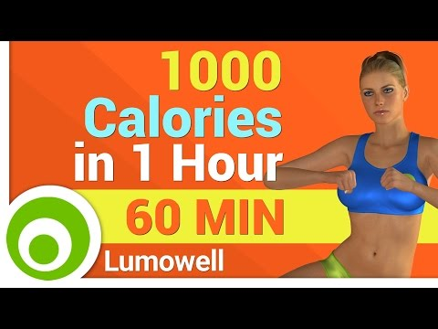 Burn 1000 Calories in 1 Hour