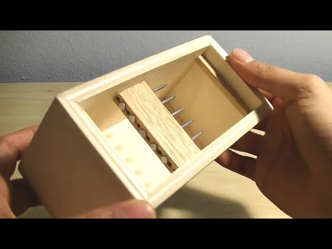92% Were Not Able To Open This Puzzle Box... Are You?