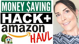 AMAZING MONEY SAVING HACK ● INTENTIONAL AMAZON HAUL ● HOW TO MAKE MONEY ON PURCHASES  FOR FREE❗️❗️❗️