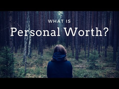 What is Personal Worth?