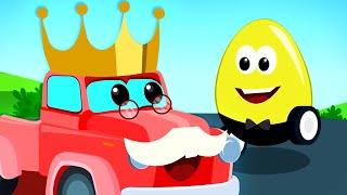 Humpty Dumpty Sat on a Wall | Nursery Rhymes And Kids Songs | Cartoon Videos