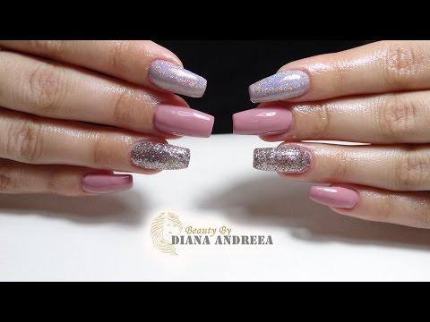 Gel Nails Refill Tutorial