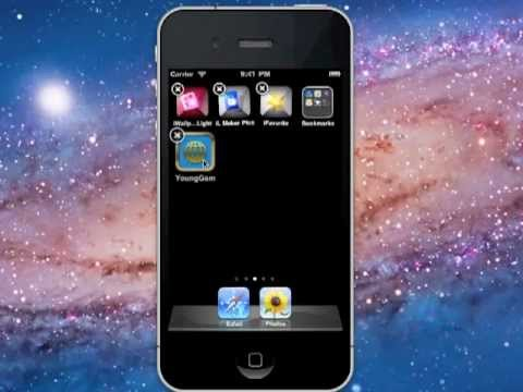 iFavorite ( Home screen icon ) : Guide, Preview