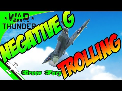 How to use NEGATIVE G's to make enemies OVERSHOOT - WAR THUNDER