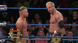 Xplosion Match: Mr. Anderson vs Rockstar Spud