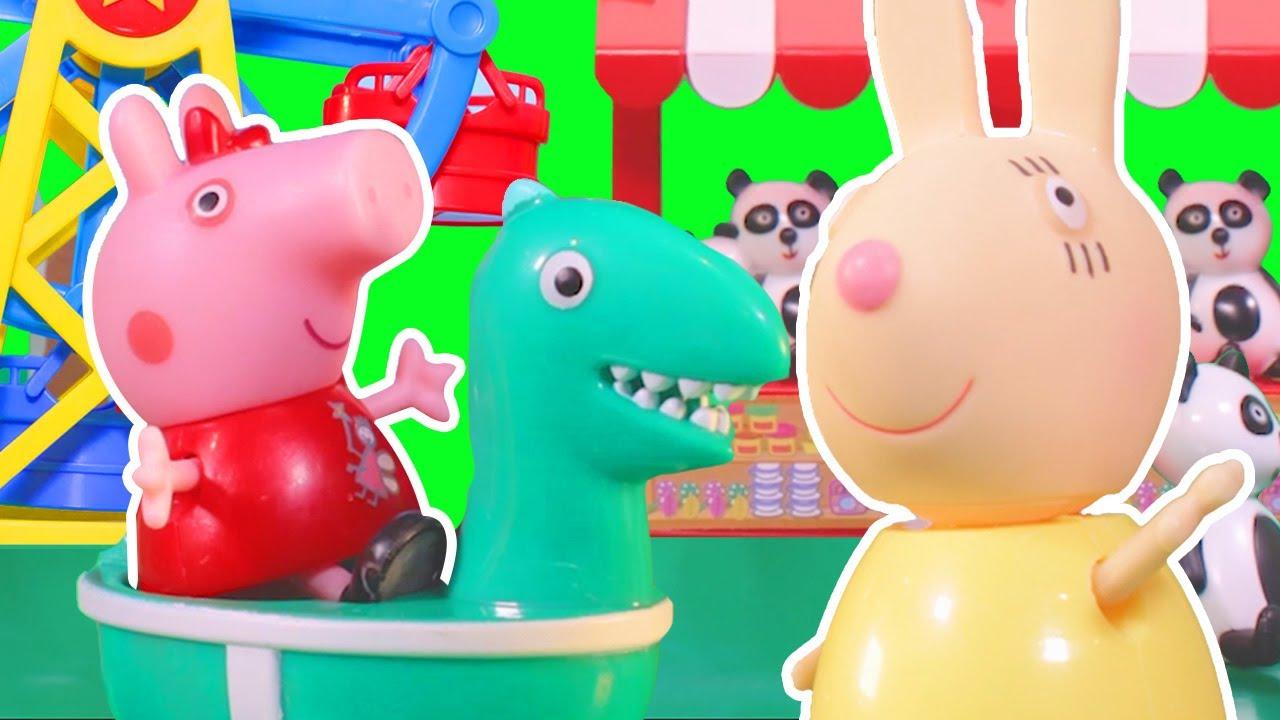 Peppa Wutz Stop Motion LIVE 🔴 Spielzeug für Kinder | Peppa Wutz Neue Folgen