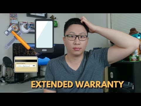 Credit Card Extended Warranty Overview (Amex, Chase, Discover, Everyone Else)