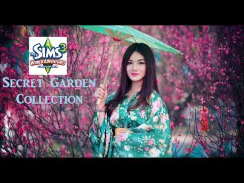 Sims 3 Secret Garden Collection