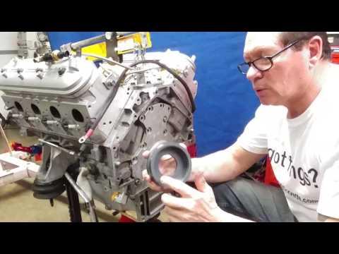 SacCityCorvette AlignIt Rear Main Cover Tool