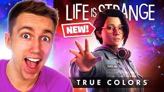 LIFE IS STRANGE: TRUE COLORS IS HERE!
