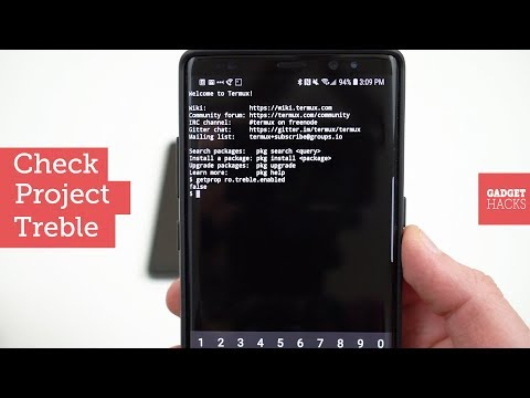 Check If Your Phone Supports Project Treble [How-to]