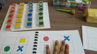 Diy Photographic Memory Game Suggested In Shichida Class