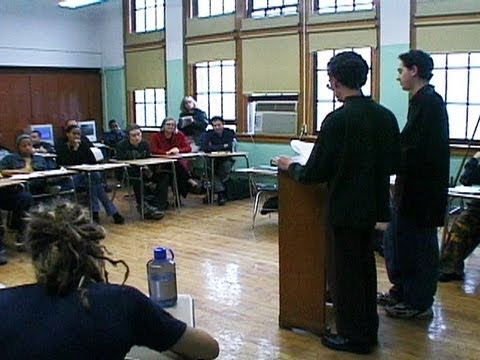 Making a Case for Authentic Assessment at a New York High School