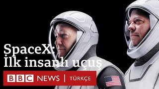 SpaceX'in ilk insanlı uzay seferi hakkında merak edilenler