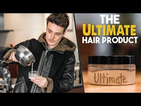 Creating & Testing The Ultimate Hair Product | Men's Hair 2018 | BluMaan
