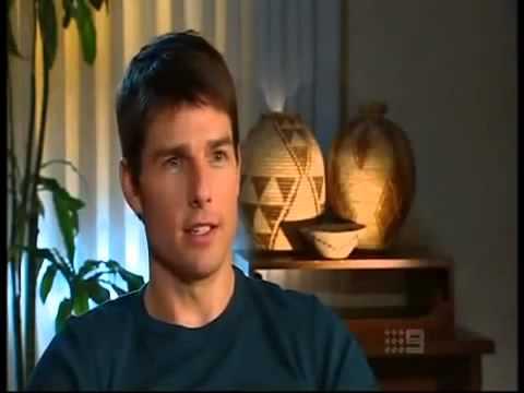 Tom Cruise Combats Reporter In   60 Minutes Australia Interview
