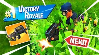 PLEASE NERF THE P90 COMPACT SMG!!   Fortnite Battle Royale