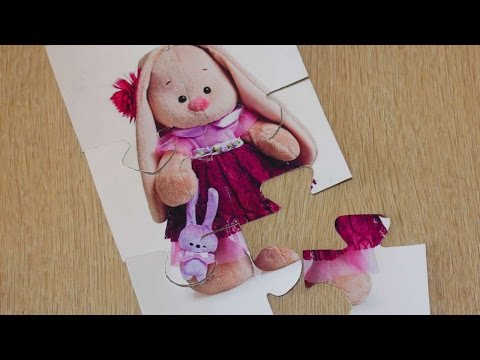 How To Make A Puzzle For Young Children - DIY Crafts Tutorial - Guidecentral