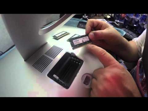 Installing 32GB Ram for Apple 27-inch iMac with Retina 5K display