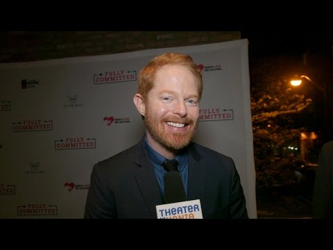 As Fully Committed Opens, Jesse Tyler Ferguson and More Dish on Their Horrible Jobs