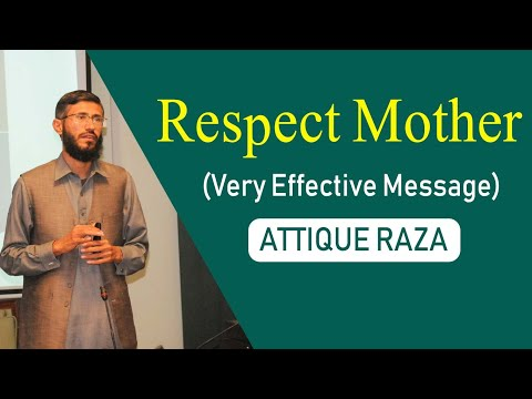 Respect Mother | Very Effective Message