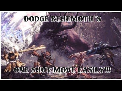 DODGE BEHEMOTH ONE SHOT EASILY !!!!