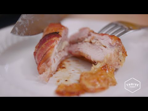 How to Make Bacon-Wrapped Chicken Thighs - PALEO