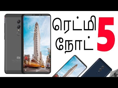 Redmi Note 5 - Dual Camera, SD 636 & Launch Date   All you need to know in Tamil   Tech Satire