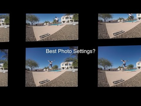 How To Take The Best Burst Photos On The GoPro HERO4/5