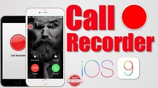 Call Recorder Ios Record Iphonefacetimewhatsappskypeconversations Ios
