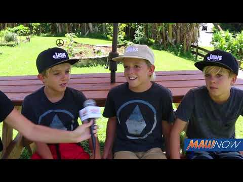 Ho'okipa Shark Interview