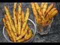 Potato Finger Spicy Fries Recipe By AAmna's Kitchen