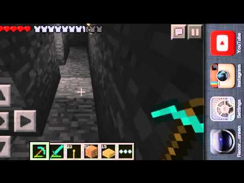 BEST Way To Find Diamonds In MCPE