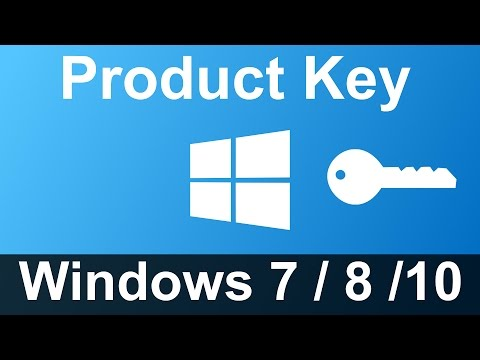 How To Get Product Key For Windows & MS Office